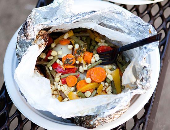 Tin Foil Dinners For Camping  Armelle Blog gourmet tin foil dinners