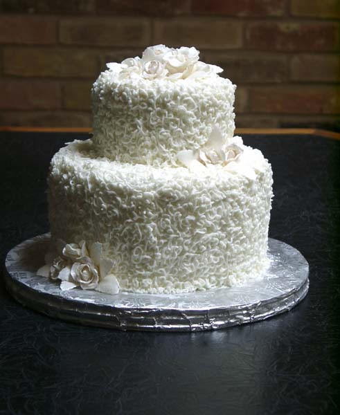 Tiny Wedding Cakes  Small wedding cake