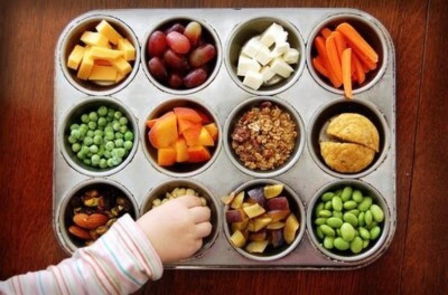 Toddlers Healthy Snacks  Gezond eten samen met je kinderen Viv