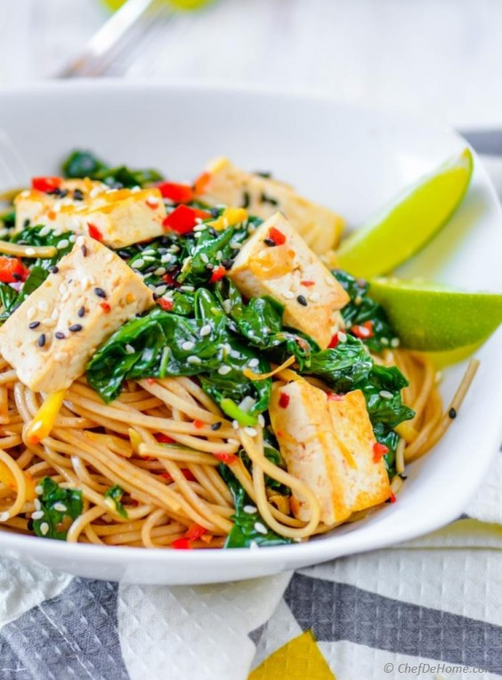Tofu Recipes Healthy  Tofu Recipes 52 Brilliant Ways to Spice Up Boring Tofu