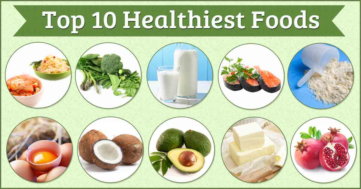 Top 10 Healthy Snacks  Are You Eating These 10 Healthiest Foods
