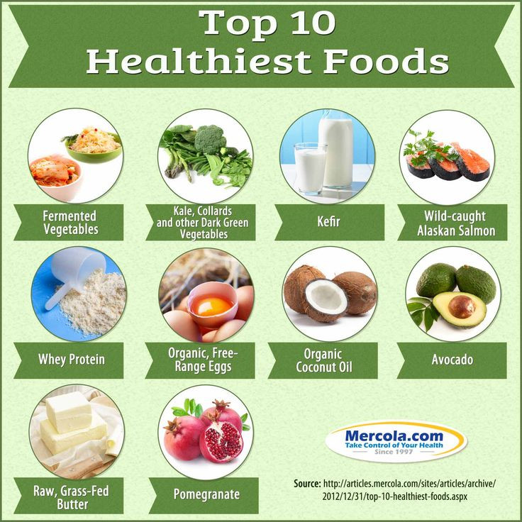 Top 10 Healthy Snacks  With so many food options available how do you know