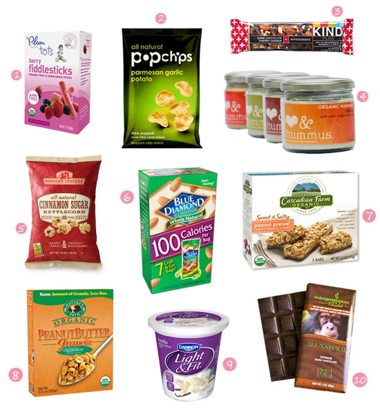 Top 10 Healthy Snacks  Top 10 Picks Healthy Snacks that Give Back and Taste