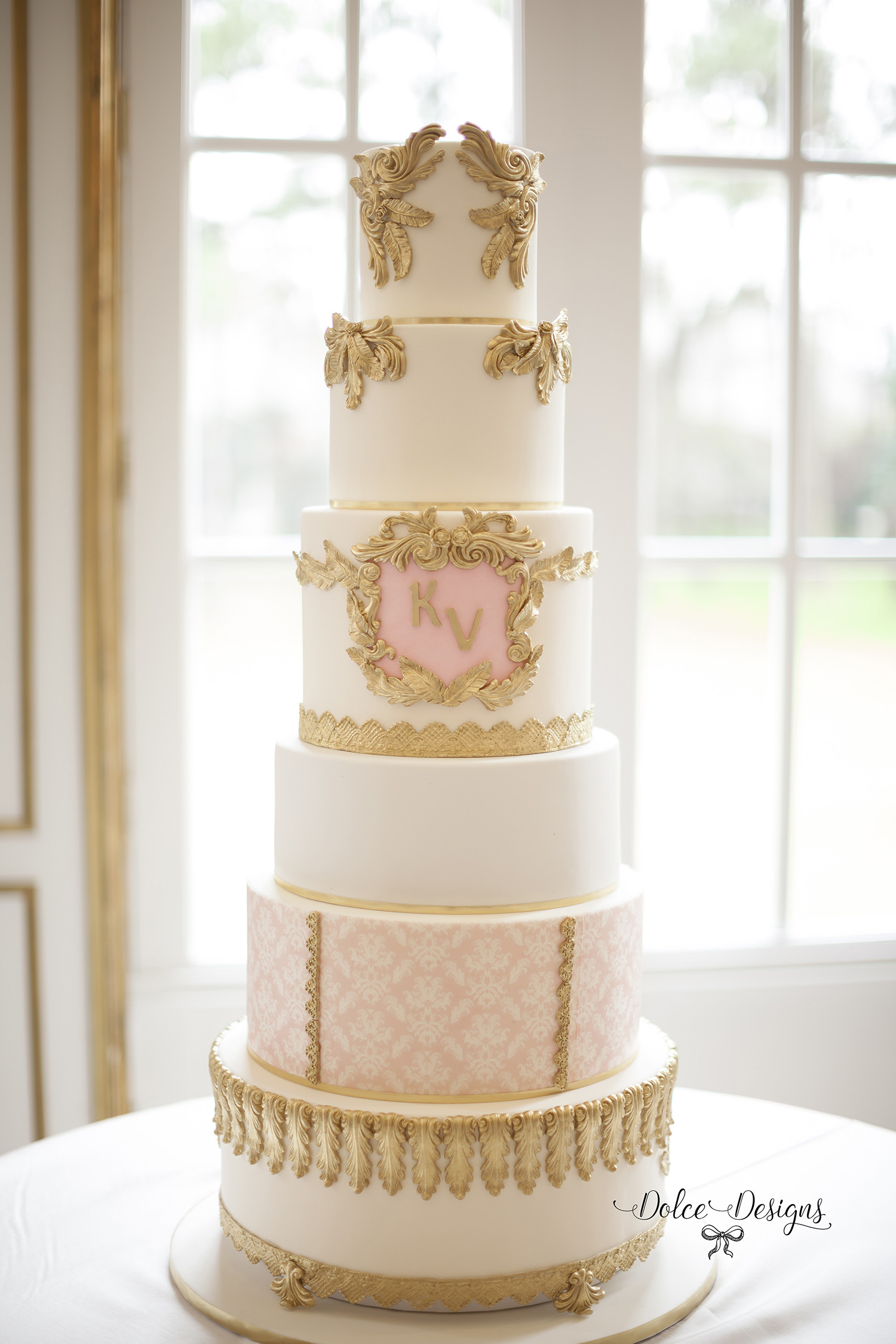 Top Of Wedding Cakes  Party Styling Custom Dessert Tables and Wedding cakes Houston