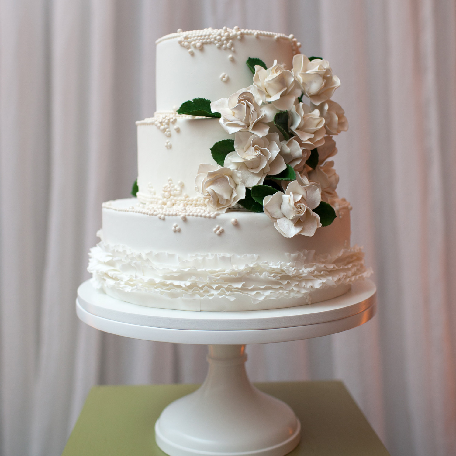 Tops Of Wedding Cakes  Top Southern Wedding Cake Pros