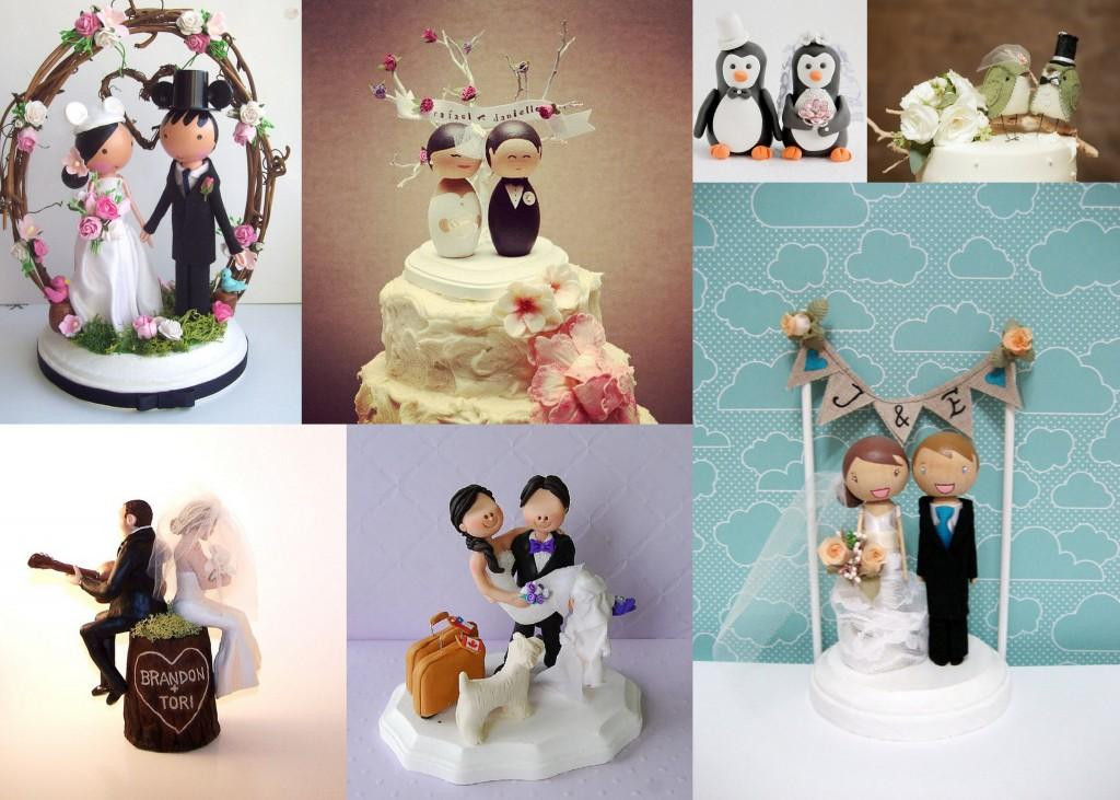 Tops Of Wedding Cakes  Top Wedding Cake Toppers Weddbook