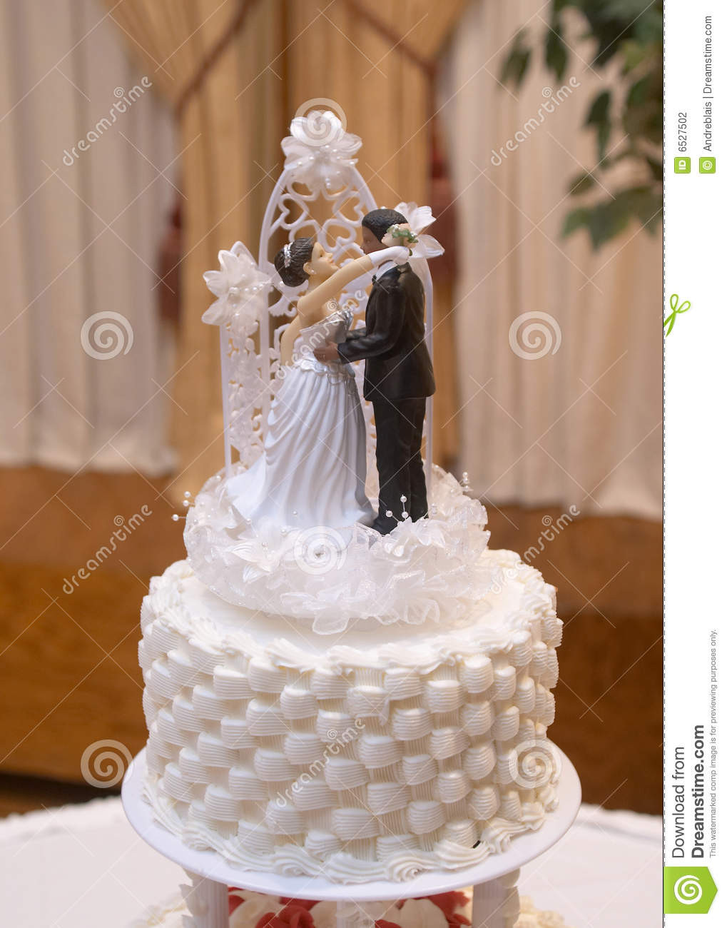 Tops Of Wedding Cakes  Wedding Cake Top stock photo Image of black luxury