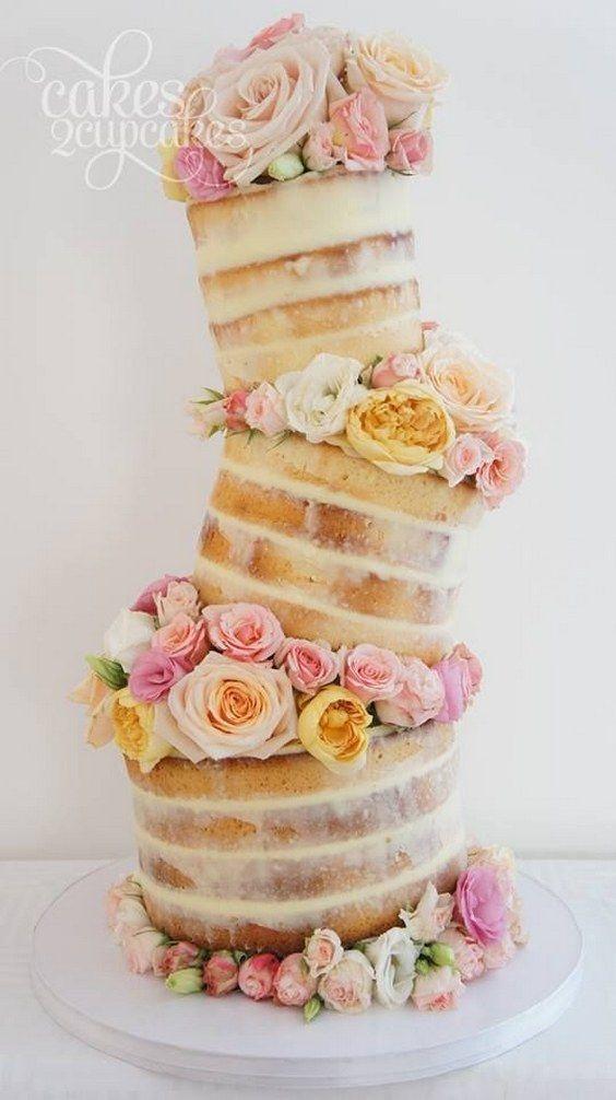 Topsy Turvey Wedding Cakes  Topsy Turvy Wedding Cakes Arabia Weddings