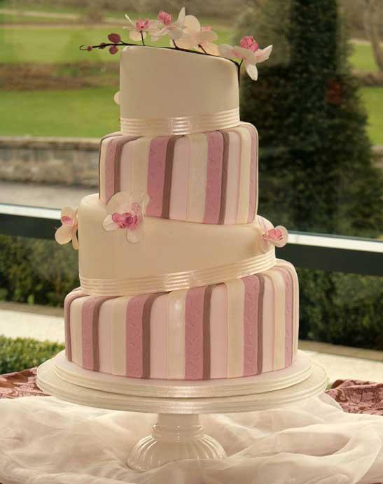 Topsy Turvey Wedding Cakes  Heavenly Cakes