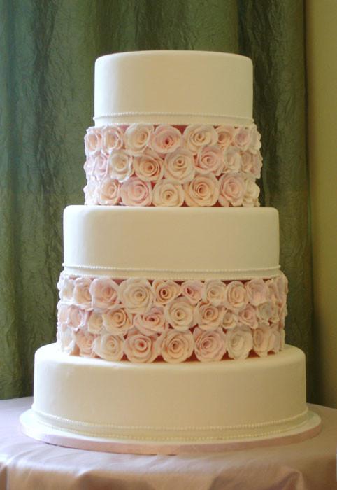 Toronto Wedding Cakes  Bobbette & Belle