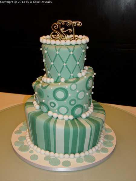 Toronto Wedding Cakes  A Cake Odyssey