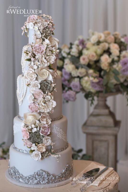 Toronto Wedding Cakes  wedding cake Wedding Decor Toronto Rachel A