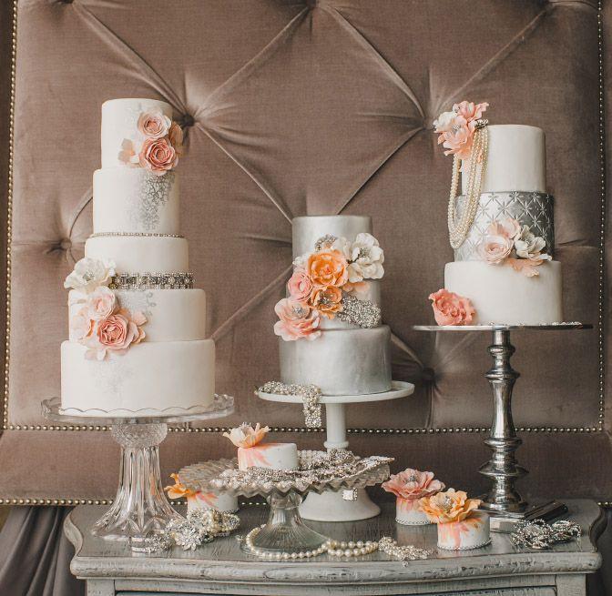 Toronto Wedding Cakes  02 17 Rustic Ideas Plum Pretty Sugar