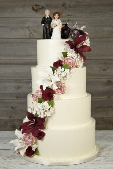 Toronto Wedding Cakes  For the Love of Cake