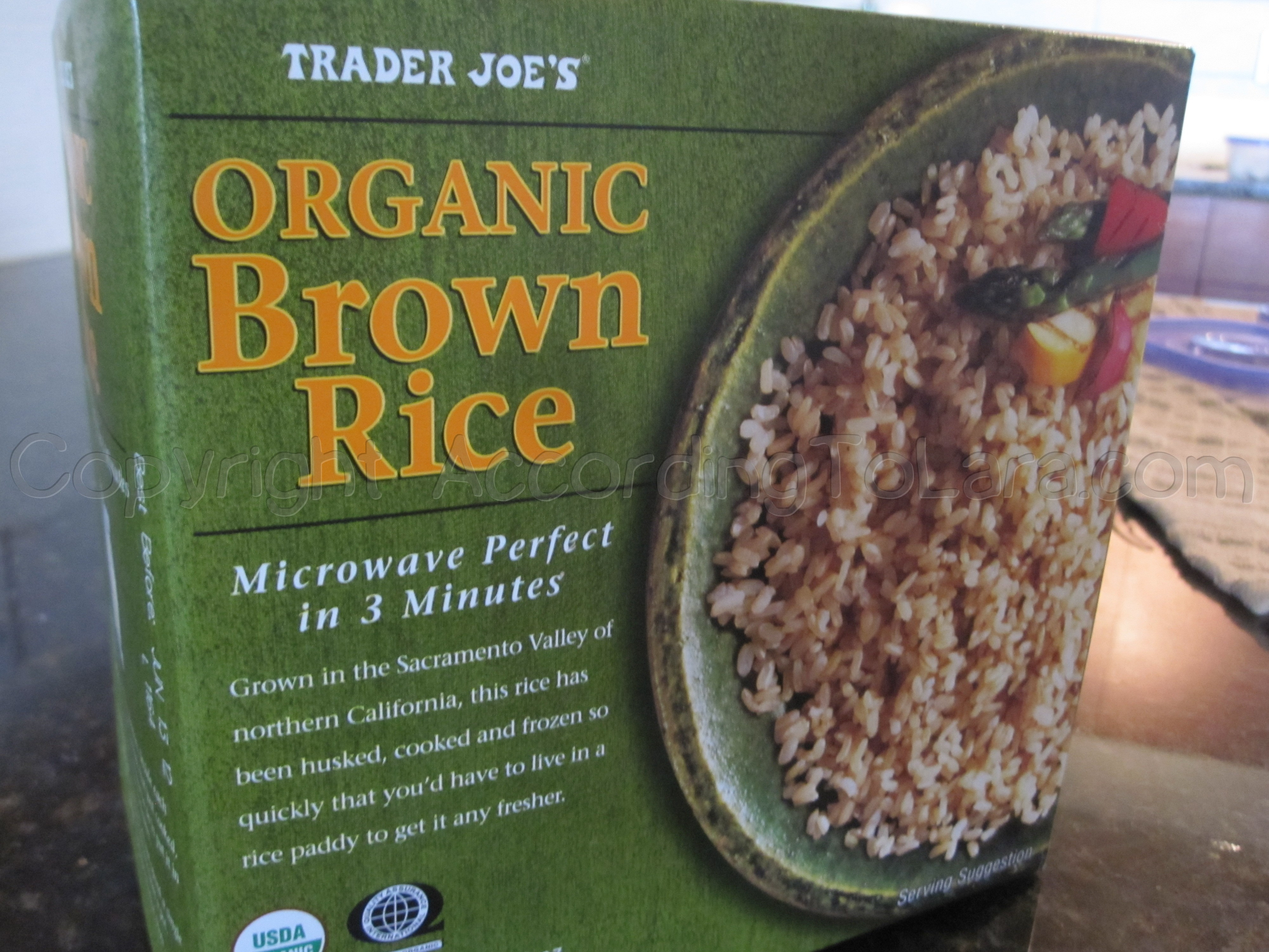 Trader Joe'S Organic Brown Rice  Top 10 Favorite Products from Trader Joe's
