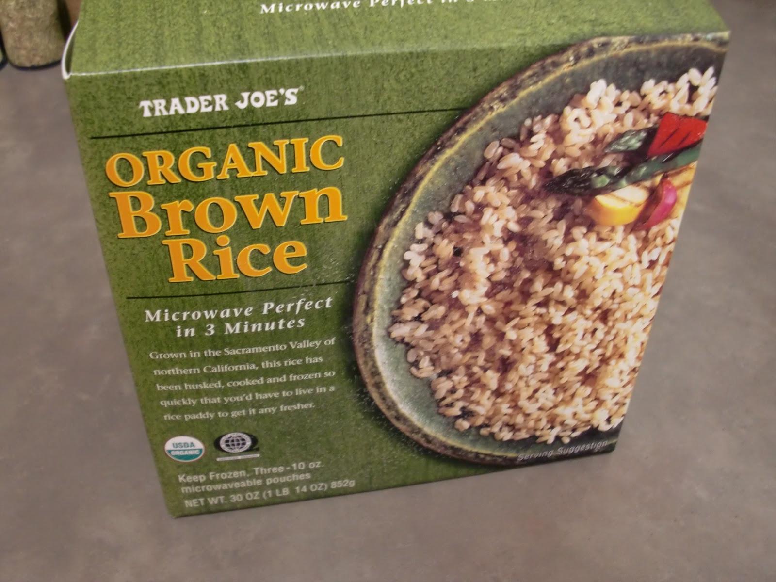 Trader Joe'S Organic Brown Rice  Recipe Easy BBQ Chicken Sara Levine