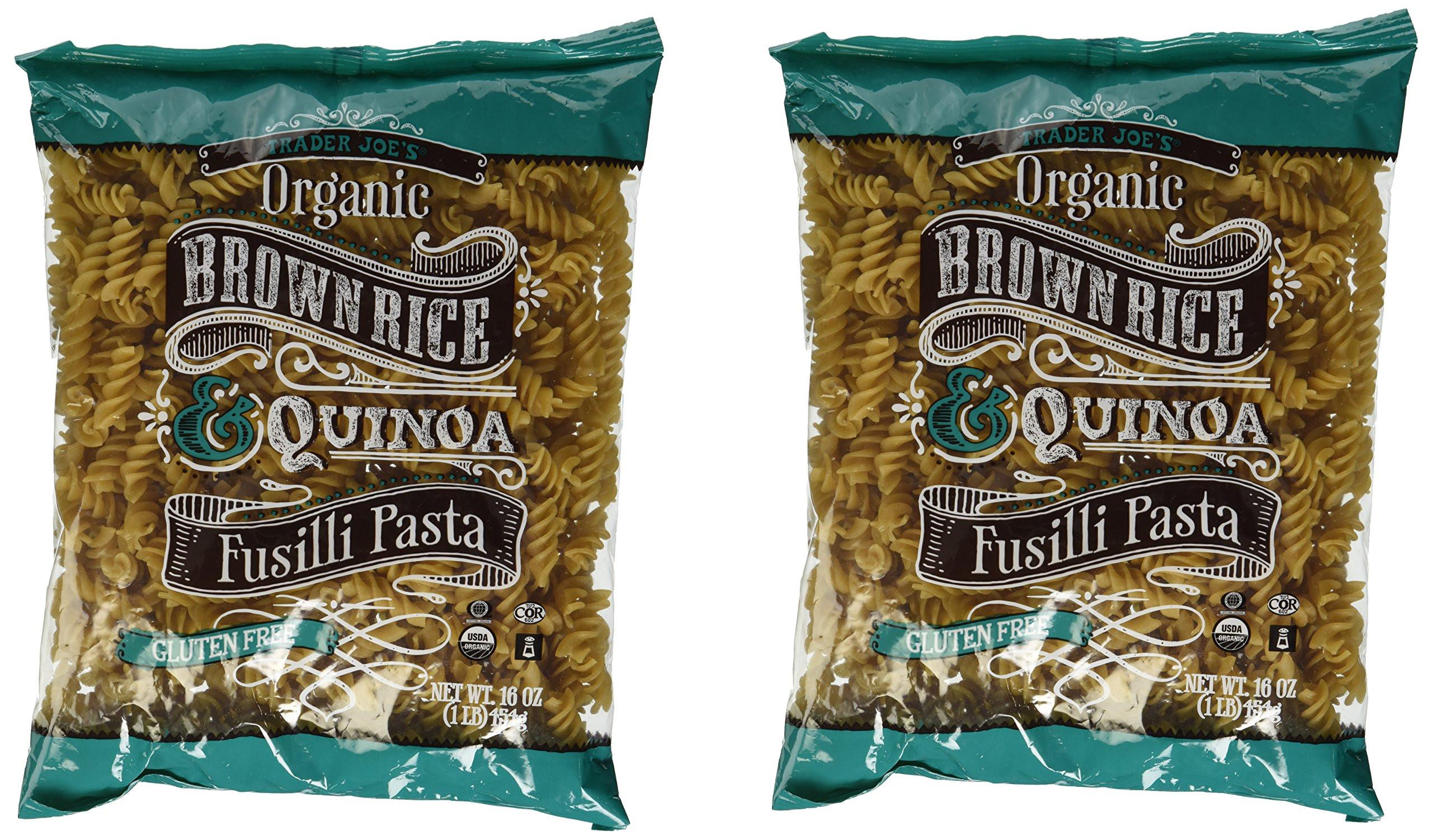 "Trader Joe'S Organic Quinoa  Amazon Trader Joe s ""Trader Giotto s"" Tomato Basil"