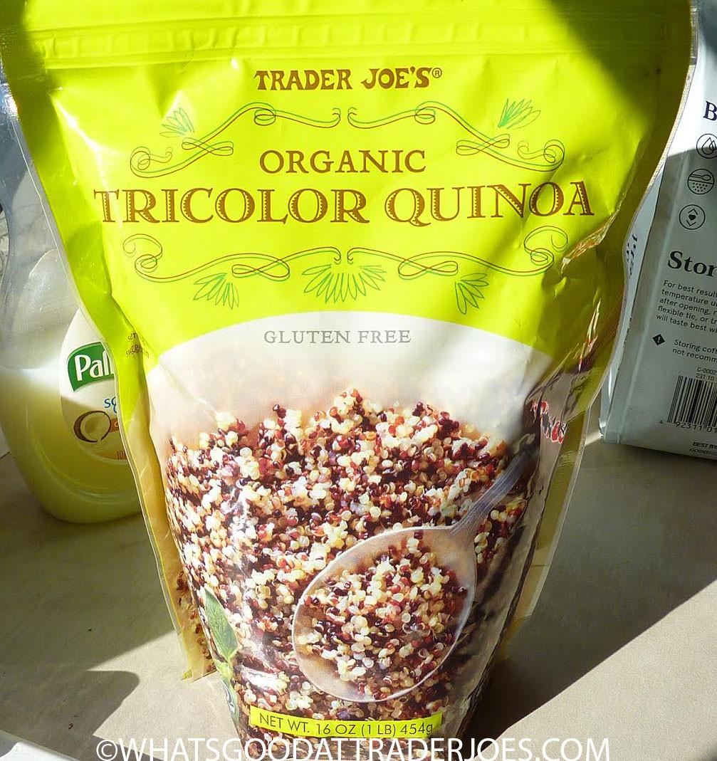 Trader Joe'S Organic Quinoa  What s Good at Trader Joe s Trader Joe s Organic