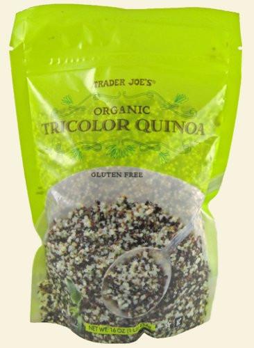 Trader Joe'S Organic Quinoa  Light Quinoa Cheesecake Bites By honeyvillefarms