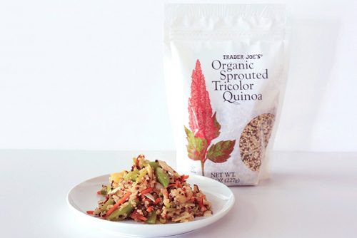 Trader Joe'S Organic Quinoa  The Best New Trader Joe's Products For Weight Loss