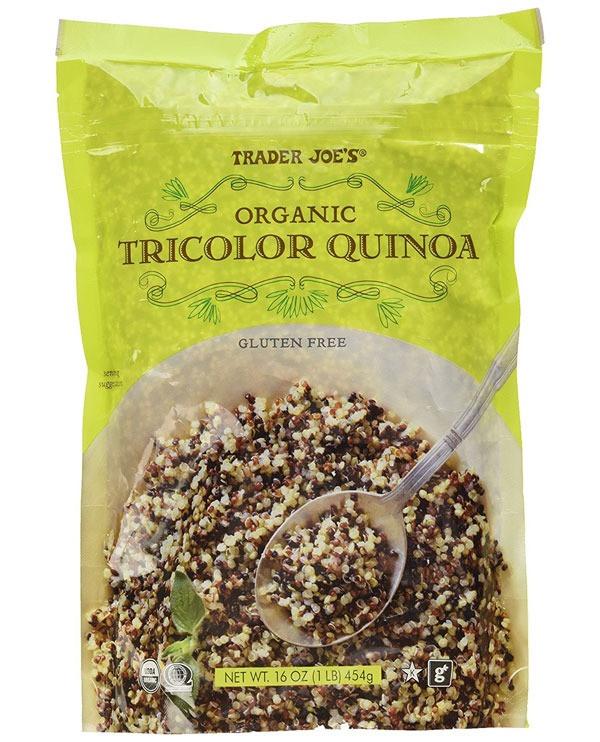 Trader Joe'S Organic Quinoa  20 Best Trader Joe s Finds Under $5