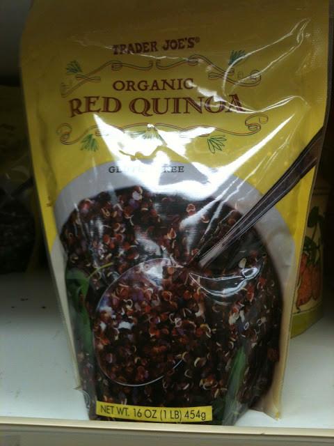 Trader Joe'S Organic Quinoa  Trader Joes Red Organic Quinoa