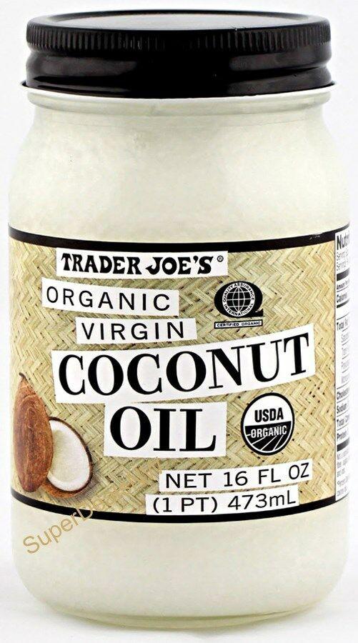 Trader Joe'S Organic Vegetarian Chili  16oz Trader Joe s ORGANIC VIRGIN COCONUT OIL Cold Pressed