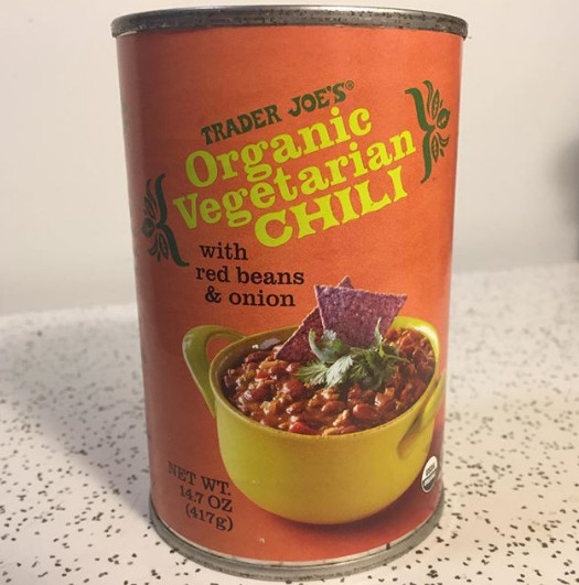 Trader Joe'S Organic Vegetarian Chili  Vegan Trader Joe s Meals for an Easy Weeknight Dinner