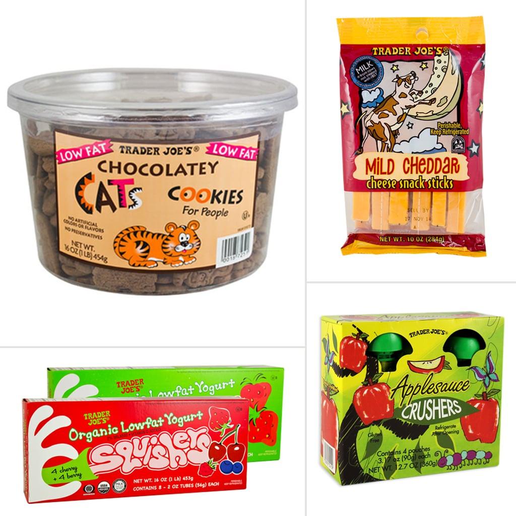 Trader Joe'S Snacks Healthy  Nut Free Trader Joe s Snacks