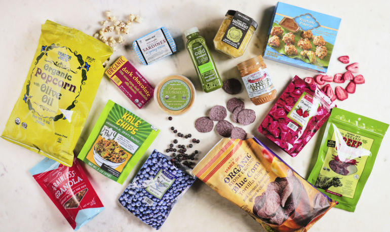Trader Joes Healthy Snacks  The Healthiest Snacks At Trader Joe s mindbodygreen