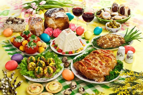 Traditional Easter Dinner Menu  TRADITIONAL EASTER IN SLOVAKIA TRADITION MENU & VOCAB