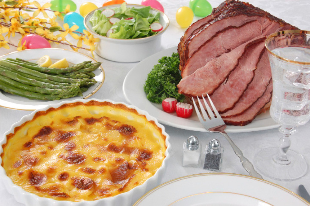 Traditional Easter Dinner  Jerry s Foods