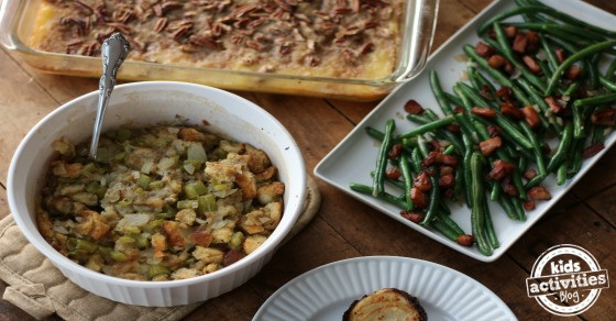 Traditional Easter Side Dishes  5 Traditional Thanksgiving Side Dishes