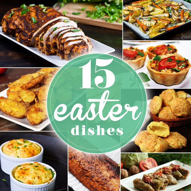 Traditional Easter Side Dishes  List of Synonyms and Antonyms of the Word easter dishes