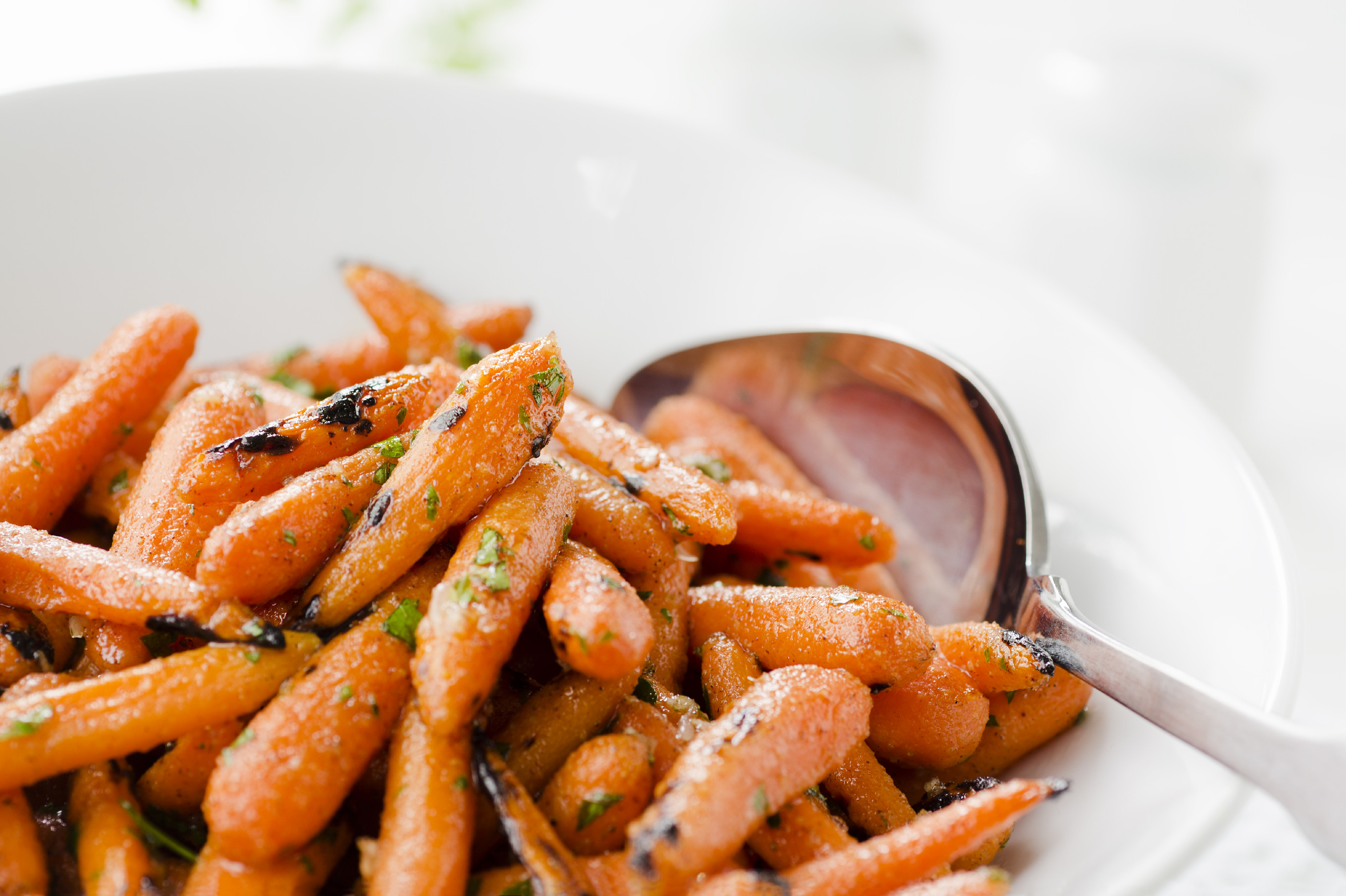 Traditional Easter Side Dishes  Recipe for Health Honey Glazed Baby Carrots
