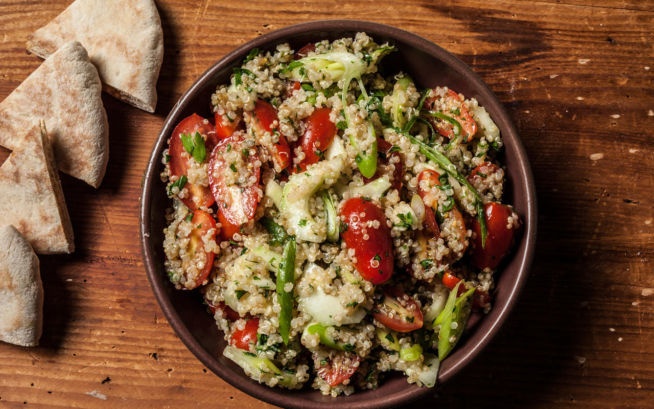 Traditional Easter Side Dishes  Traditional Tabouli Easter Side Dish Recipes to Serve