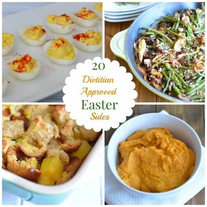 Traditional Easter Side Dishes  20 Dietitian Approved Easter Side Dishes Nourished Simply