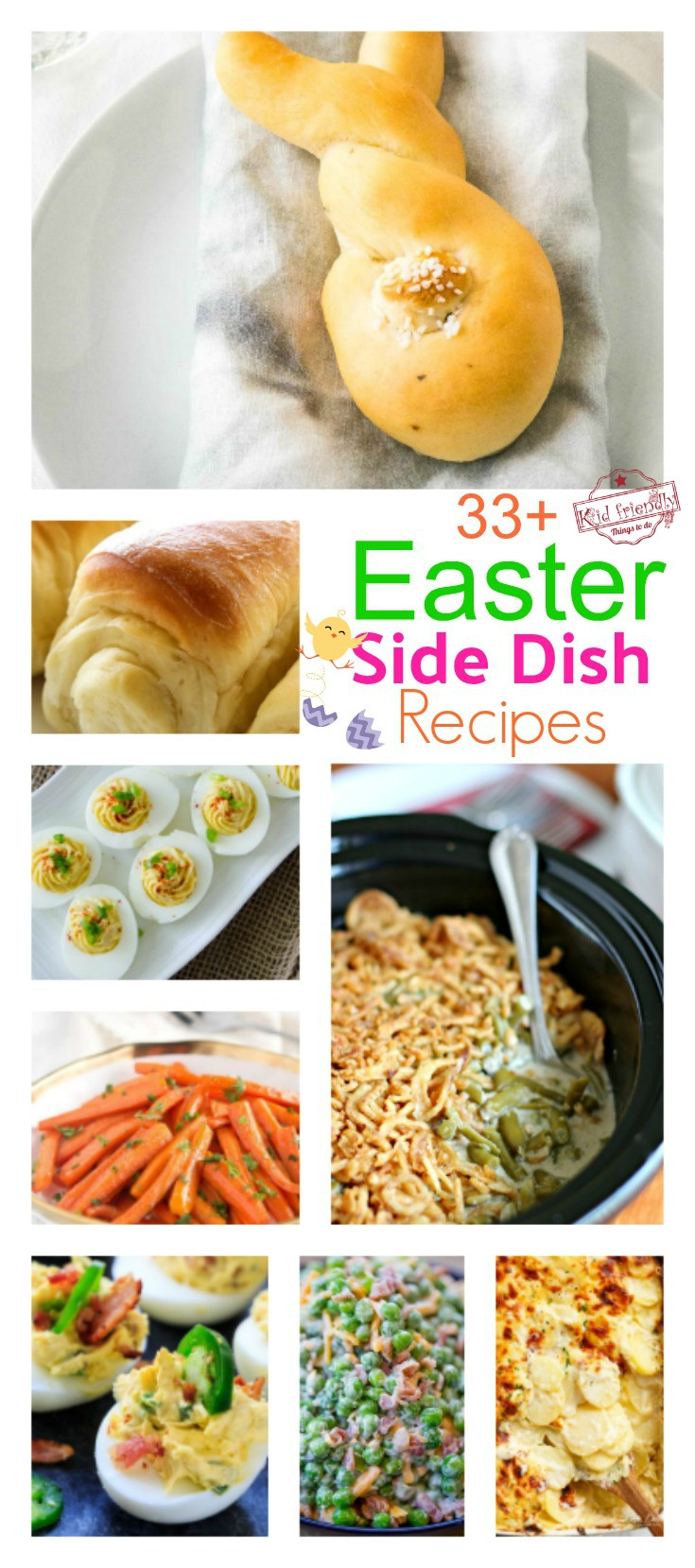 Traditional Easter Side Dishes  Over 33 Easter Side Dish Recipes for Your Celebration Dinner