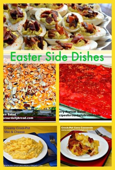 Traditional Easter Side Dishes  Resurrection Story Cookies Steps & Recipe