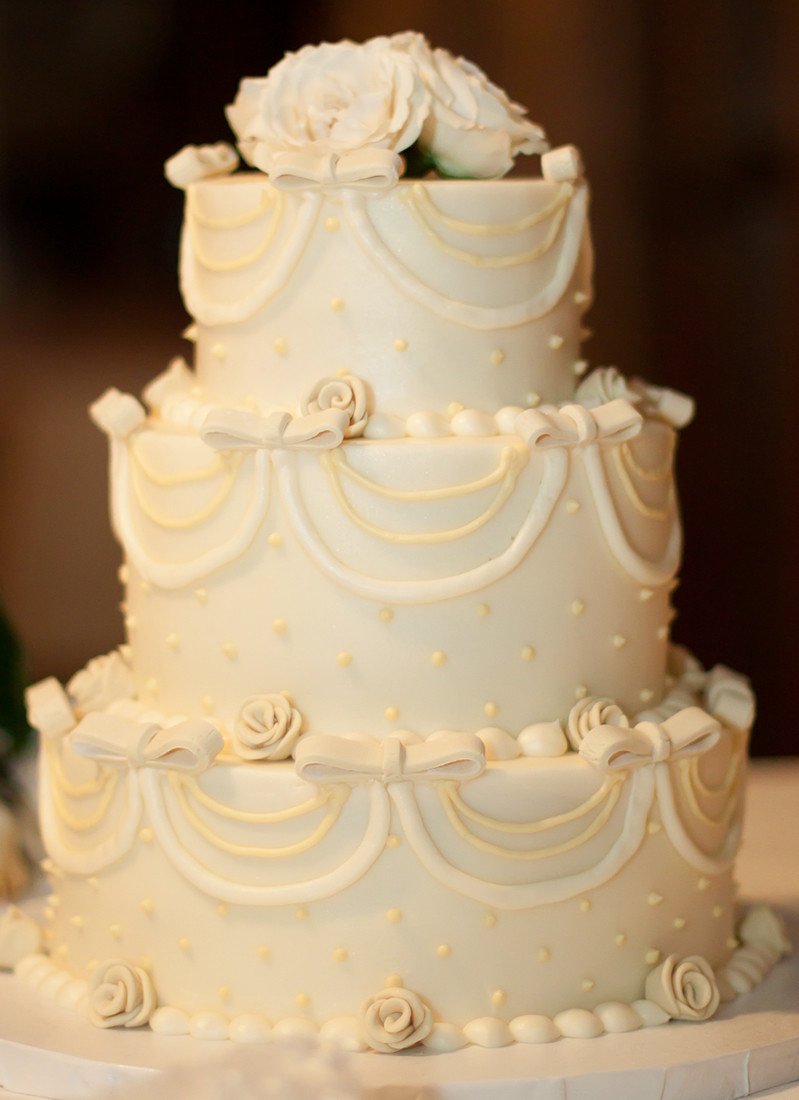 Traditional Wedding Cake Recipe  A Family Tree of Holidays Christmas Trees Traditional