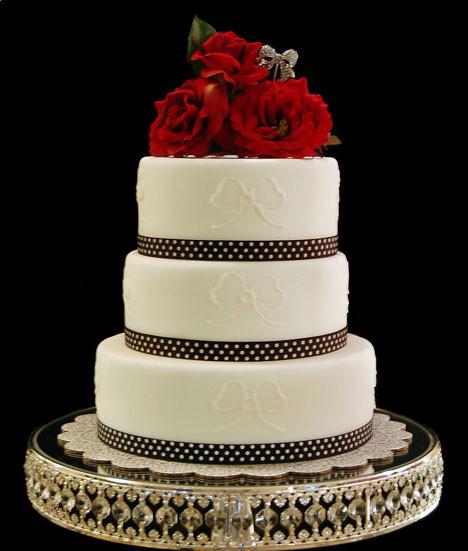 Traditional Wedding Cake Recipe  bride