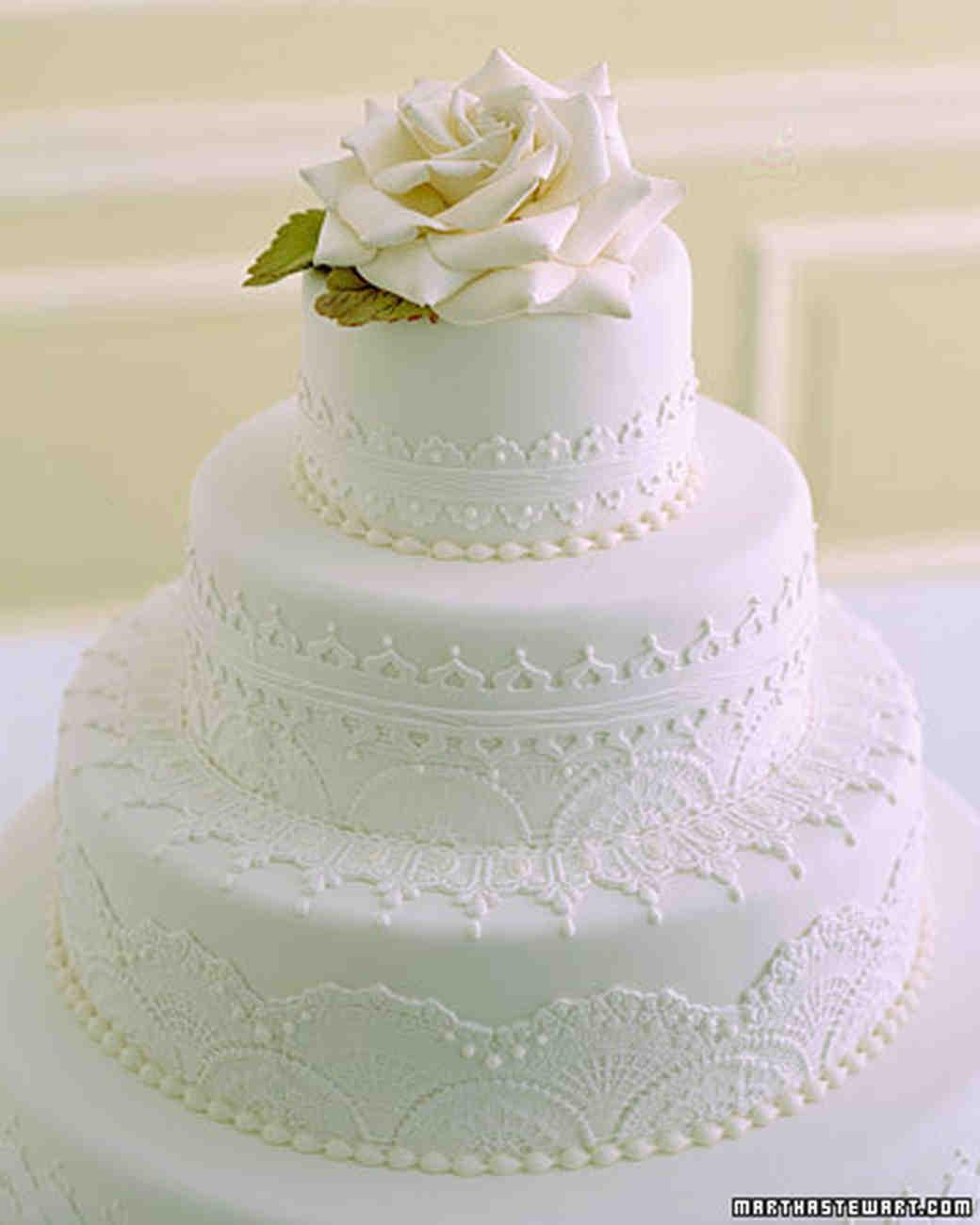 Traditional Wedding Cake Recipe  Traditional Wedding Cakes