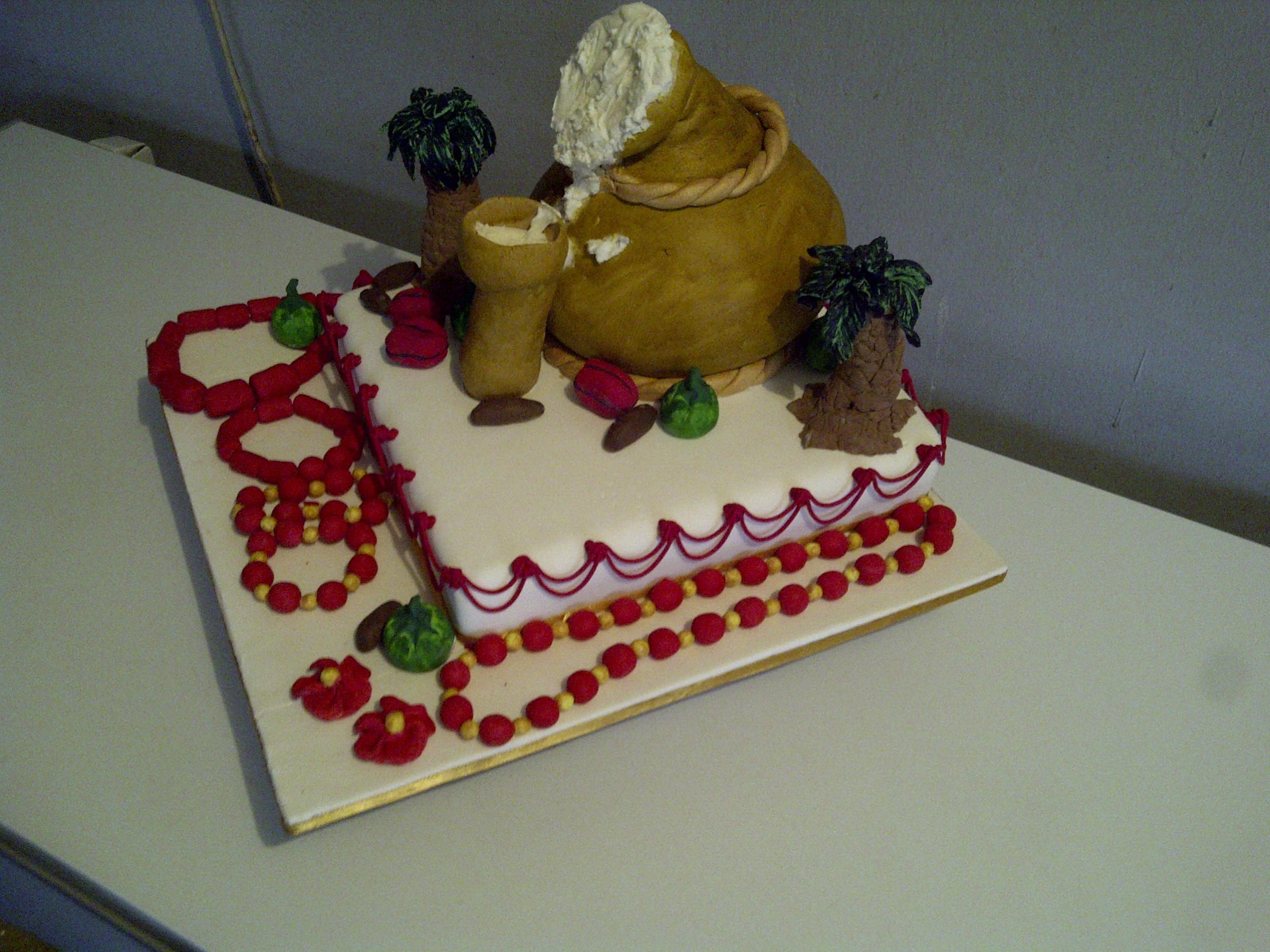 Traditional Wedding Cake Recipe  Nigerian Traditional Wedding Cake CakeCentral