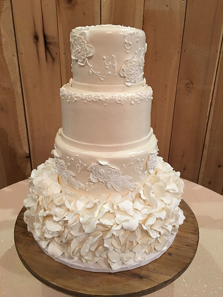 Traditional Wedding Cake Recipe  The Traditional Wedding Cake Reimagined