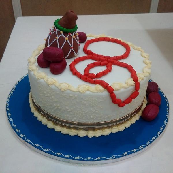 Traditional Wedding Cakes  Yoruba Traditional Wedding Cake Unique Wedding Ideas