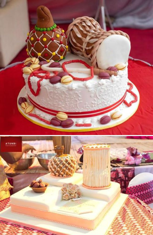 Traditional Wedding Cakes Pictures  Traditional Wedding Cakes from Weddings in Nigeria