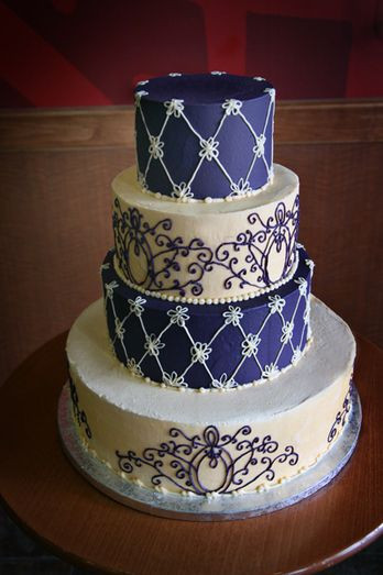 Traditional Wedding Cakes Pictures  Sylvia s Sweet Treats Cold Stone Creamery Upland will be