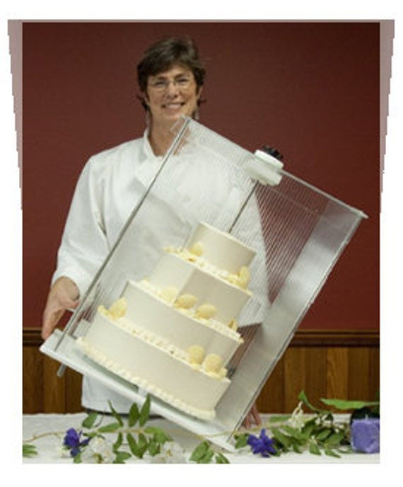 Transporting Wedding Cakes  Items similar to CakeSafe Cake Transporting Box System on Etsy
