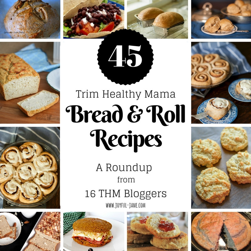Trim Healthy Mama Approved Bread top 20 45 Thm Bread and Roll Recipes Roundup From 16 Bloggers