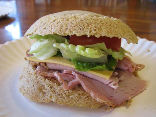 "Trim Healthy Mama Bread  Trim Healthy Mama Waffle Bread for Great Sandwiches ""S"
